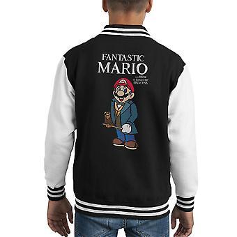 Fantastic Beasts Mario Kid's Varsity Jacket