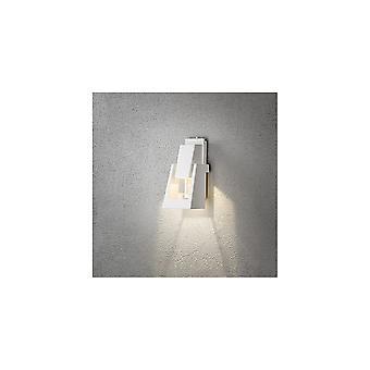 KONSTSMIDE Potenza stile giapponese moderno parete bianca Lanterna