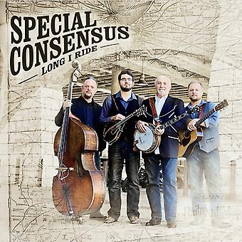 Special Consensus - Long I Ride [CD] USA import