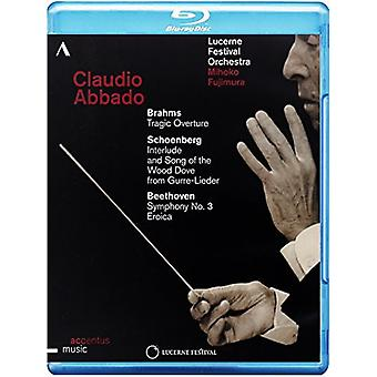 Œuvres pour l'importation USA Orch [BLU-RAY]
