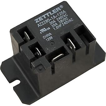 Zettler AZ2280-1A-120A SPST 30A 115V Power Relay