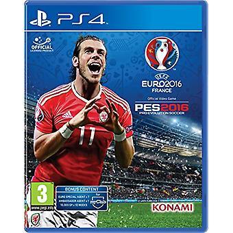 UEFA Euro 2016Pro Evolution Soccer (PS4) - Comme nouveau