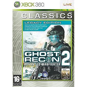 Tom Clancys Ghost Recon Advanced Warfighter 2 Legacy Edition - Klasyka (Xbox 360) - Nowość