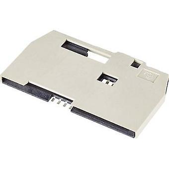 Hukommelse card stik antal stifter: 8 FCI indhold: 1 computer(e)