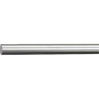 Eixo de aço prateado Reely (Ø x L) 3 mm x 500 mm