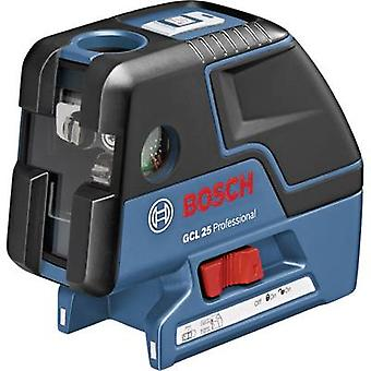 Bosch Professional GCL 25 Plump dot laser Self-levelling