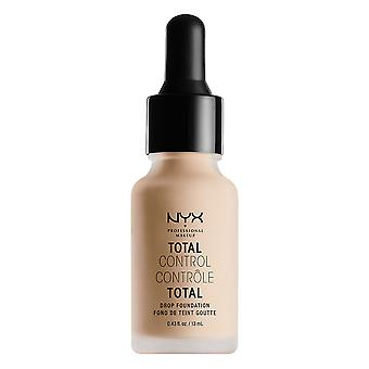 NYX PROF. make-up totale controle drop Foundation-vanille 13ml