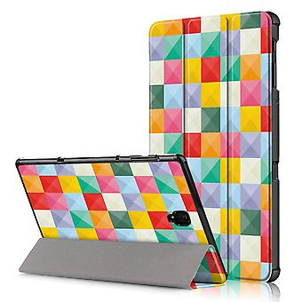 Slim fit cover voor Samsung Galaxy tab A 10,5 (2018)-controles