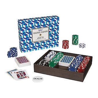 Ridley 的扑克套装