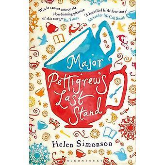 Major Pettigrew letztes Gefecht von Helen Simonson - 9781408809556 Buch
