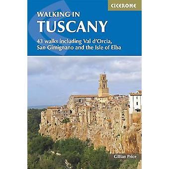 Vandring i Toscana av Gillian pris - 9781852847128 bok