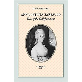 アンナ レティシア バーボールド - ウィリアム ・ マッカーシーによる啓発の声