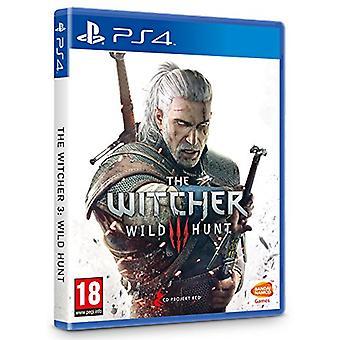 The Witcher 3 Wild Hunt (PS4) - Nouveau
