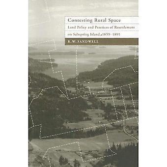Anfechtung der ländliche Raum: Landen Sie Richtlinien und Praktiken der Neuansiedlung auf Saltspring Island, 1859-1891