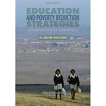 Utbildning och strategier för fattigdomsminskning: problem av politisk samstämmighet