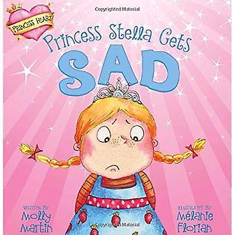 Princesa Stella fica triste