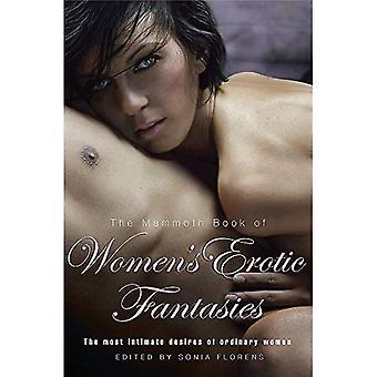 Mammut boken kvinnors erotiska fantasier