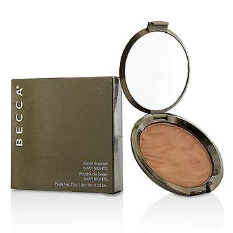 Sunlit Bronzer - # Maui Nights - 7.1g/0.25oz