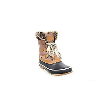 海兰成人短勃朗峰冬季靴子