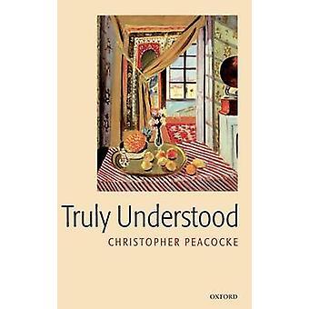 Verkligen förstod av Peacocke & Christopher