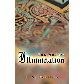 Art valaistuksen Hamilton & A. M. Peter