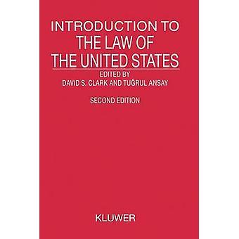 Inleiding tot het recht van de Verenigde Staten door Clark & David S.