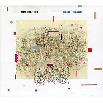 Steve Lehman Trio - Dialect Fluorescent [CD] USA import