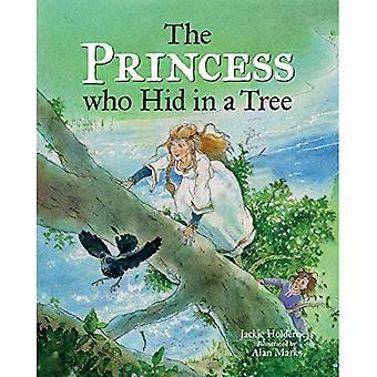 La princesse qui se cachée dans un arbre: An Anglo-Saxon Story