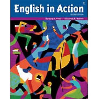 English in Action 1 (2nd International Edition) di Barbara H. Foley-