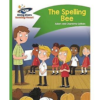 Reading Planet - The Spelling Bee - Green - Comet Street Kids by Adam