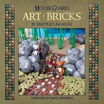 Art of Bricks by David Petersen - Seattle's Archlug - 9781608868292 B