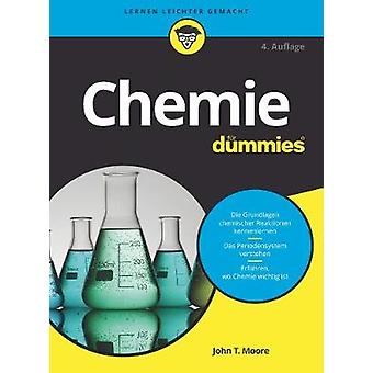 Chemie fur Dummies by John T. Moore - 9783527714810 Book