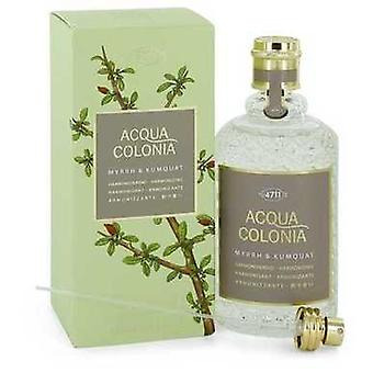 4711 Acqua Colonia myrra & kumquat av Acqua di Parma Eau de cologne spray 5,7 oz (kvinner) V728-544486