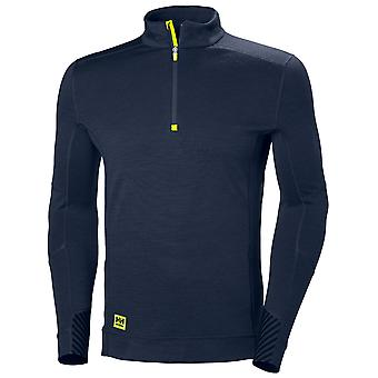 Helly Hansen Herren Lifa Half Zip Thermal Baselayer Top
