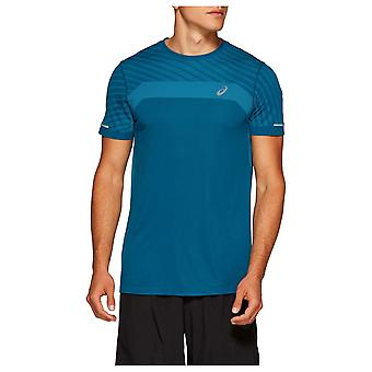 ASICS mens SN94 Running Training korte mouw bemanning hals T shirt tee top
