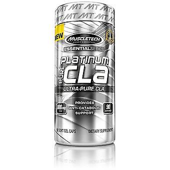 Supplemento CLA ultra-puro in platino MuscleTech