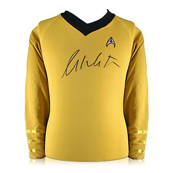 William Shatner signiertes Star Trek Trikot
