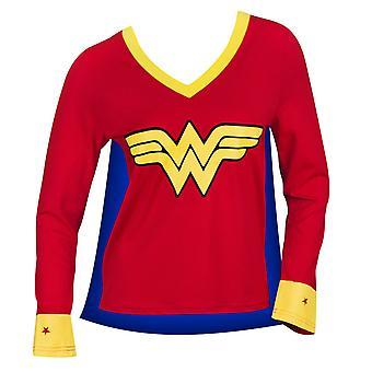 Mulher maravilha Capd Varsity t-Shirt