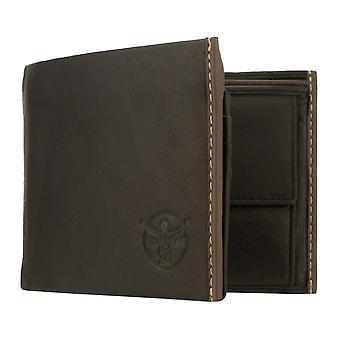 Chiemsee Men's Purse Wallet Purse Black 8178