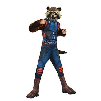 Boys Rocket Raccoon Costume -  Avengers: Endgame