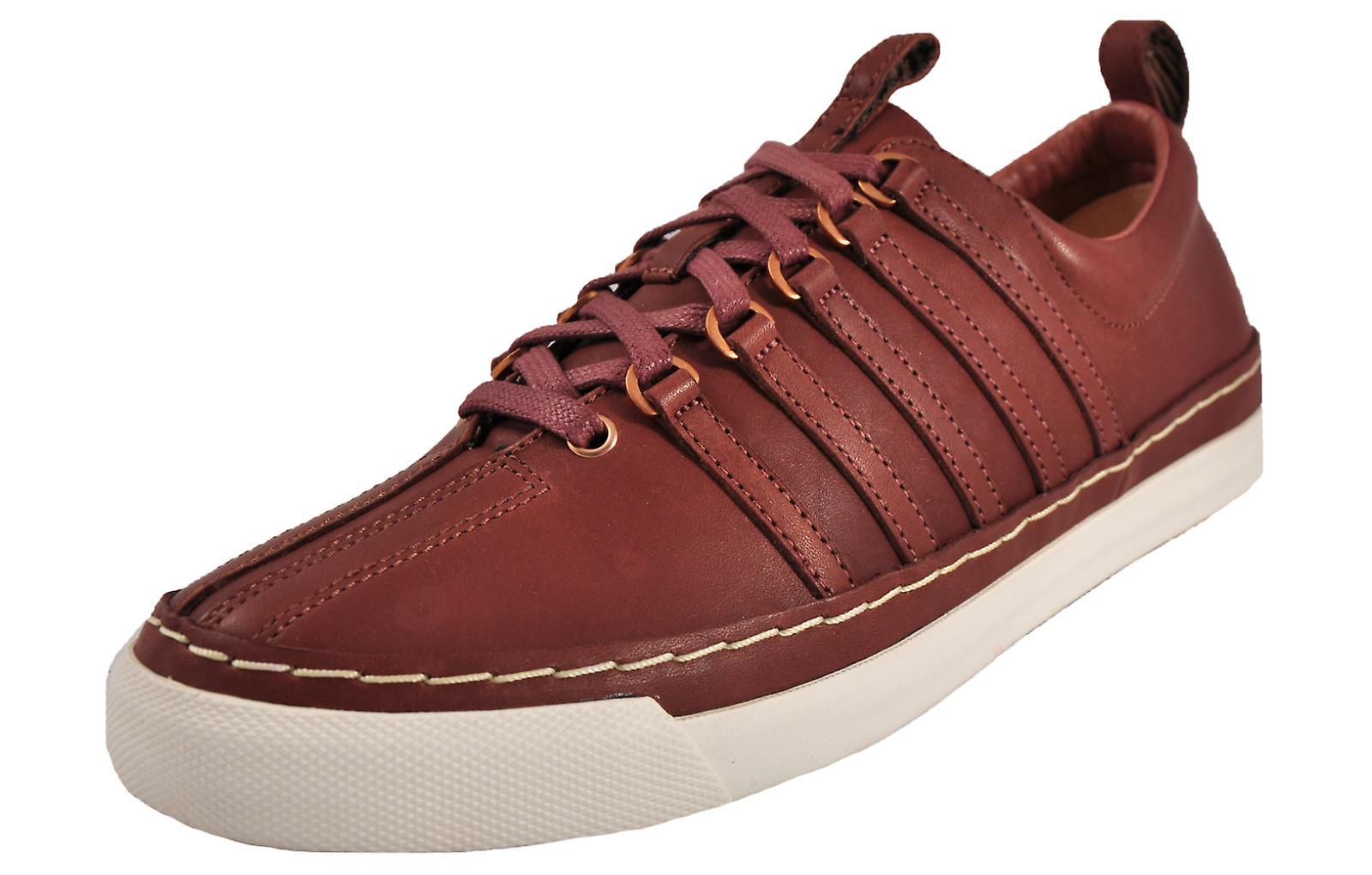 K Swiss X Billy Reid Arlington VT Leather Ltd Edition Cinnamon / Whisper White