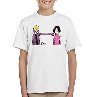 Zits Jeremy og mamma Kid ' s T-skjorte