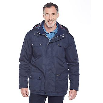 Mens Champion Fully Waterproof Padded Jacket