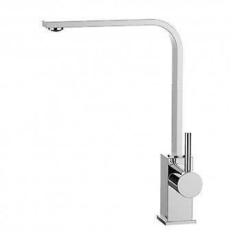 Kitchen Single-lever Sink Mixer With High Swivel Spout - 67