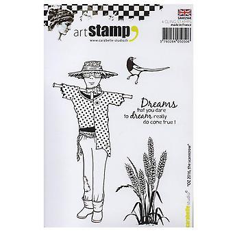 Carabelle Studio Cling Stamp A6 - Oz 2016, The Scarecrow