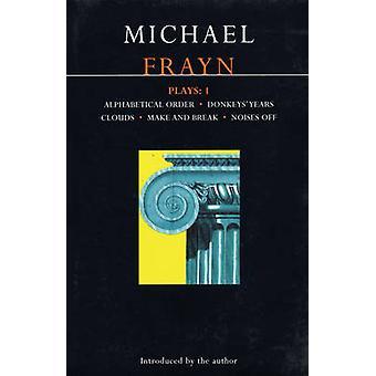 Frayn Plays di Michael Frayn