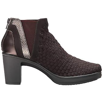 Steven by Steve Madden Womens NC-Excit Round Toe Ankle Chelsea Boots