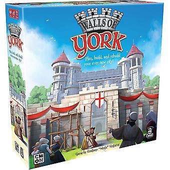 Walls of York Board Game