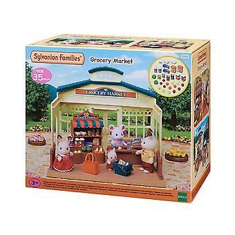 Sylvanian Families-kruidenier markt Collectable speelgoed