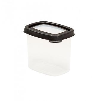 Wham Storage 2.03 Seal It 430ml Rectangular Airtight Plastic Food Box